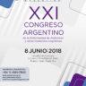 XXI CONGRESO ARGENTINO DE ALZHEIMER
