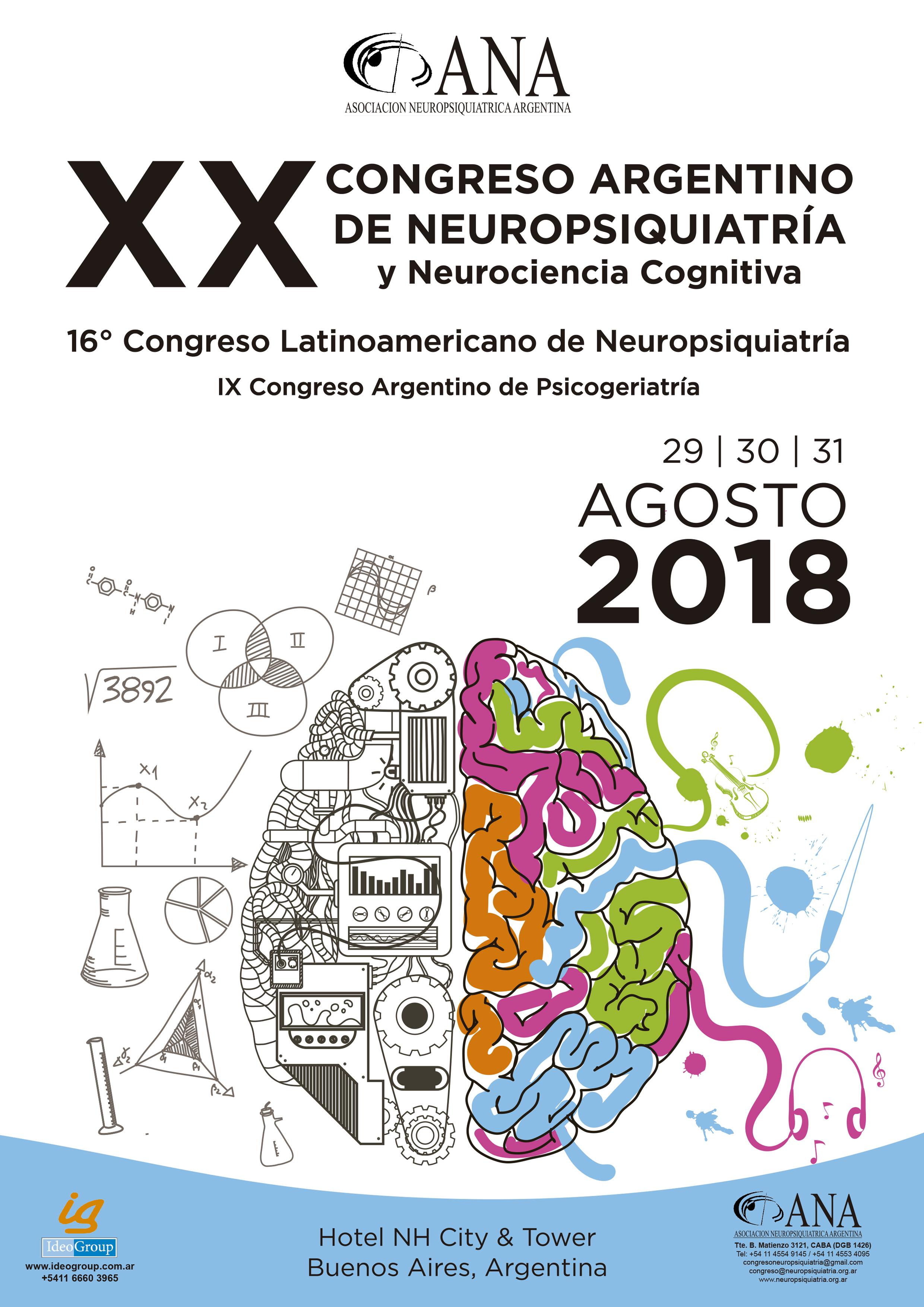 XX Neuropsiquiatría